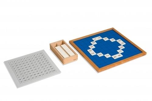 Honderdbord - producten