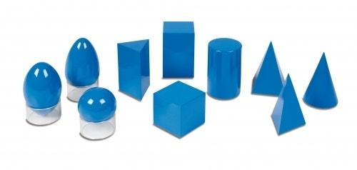 Geometrische lichamen - producten