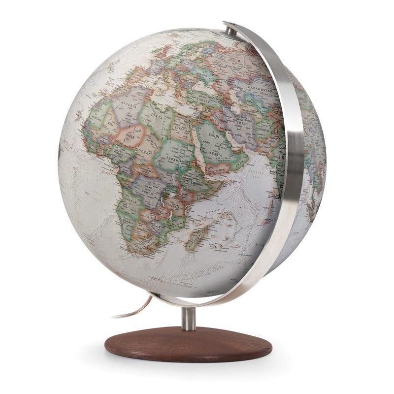 Globe Carbon - Executive