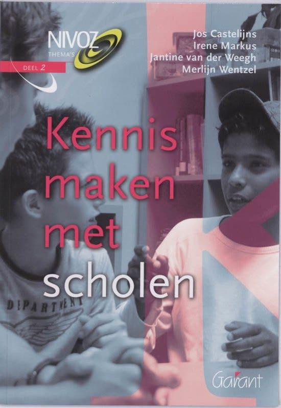 Kennis maken met scholen