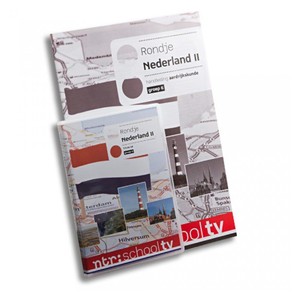 Rondje Nederland 7-10 (DVD en Handleiding)