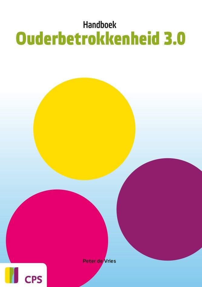 Handboek Ouderbetrokkenheid 3.0