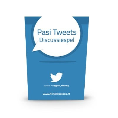 Pasi Tweets Discussiespel
