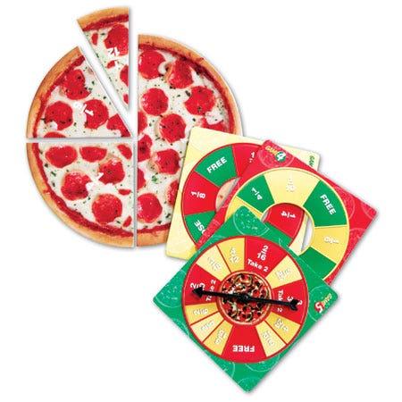 Pizza breukenspel