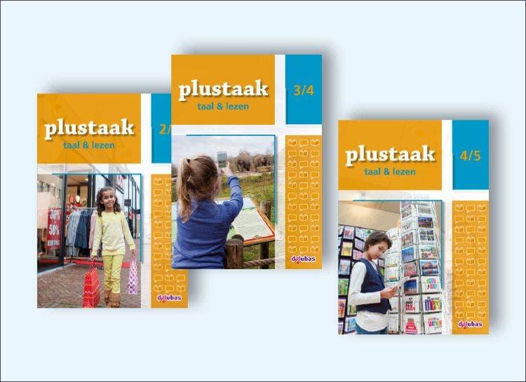 Plustaak taal & lezen