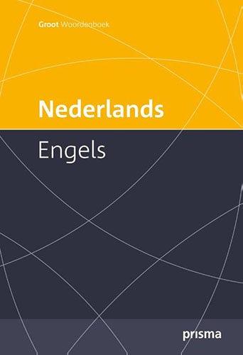 Prisma groot woordenboek Nederlands-Engels