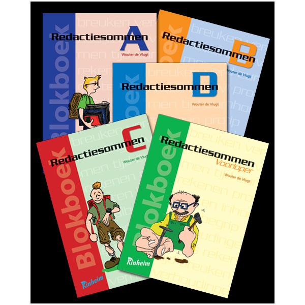 Blokboek Redactiesommen
