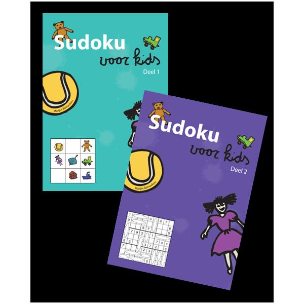 Sudoku Voor Kids