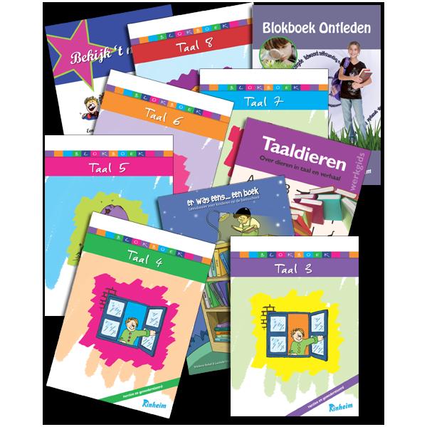 Blokboek Taal