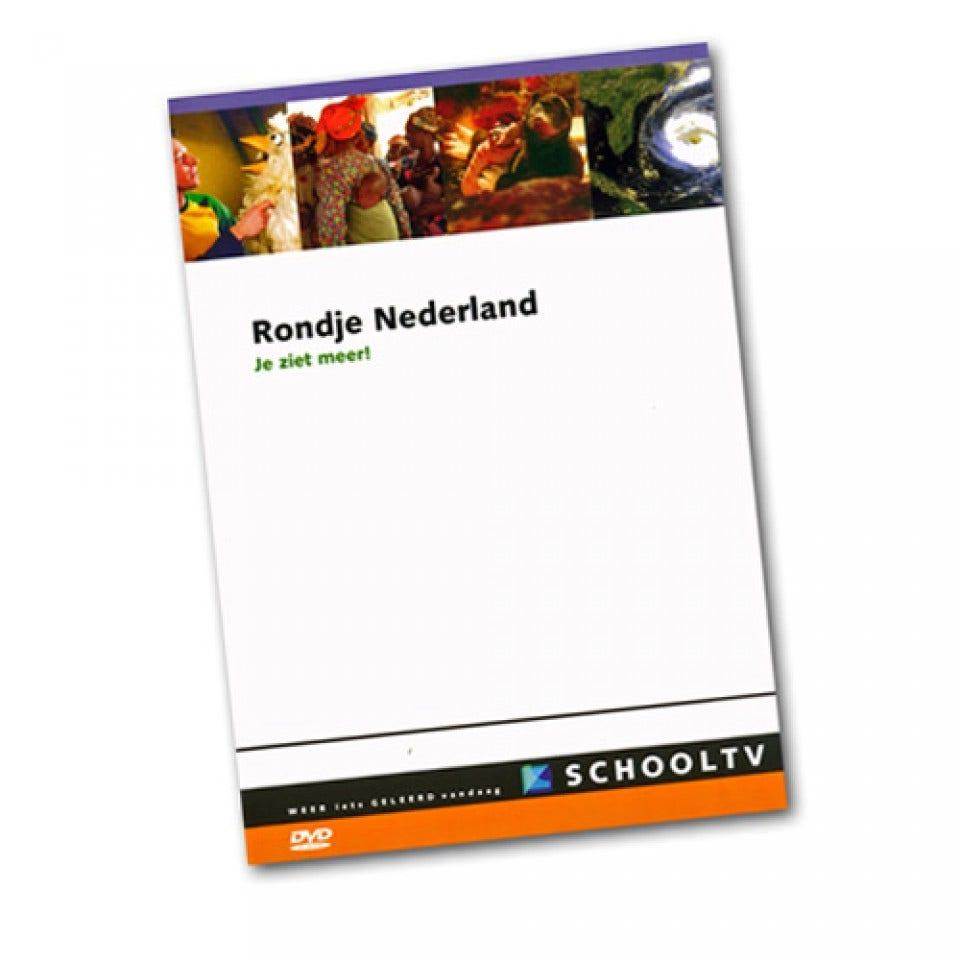 Rondje Nederland 1-6 dvd