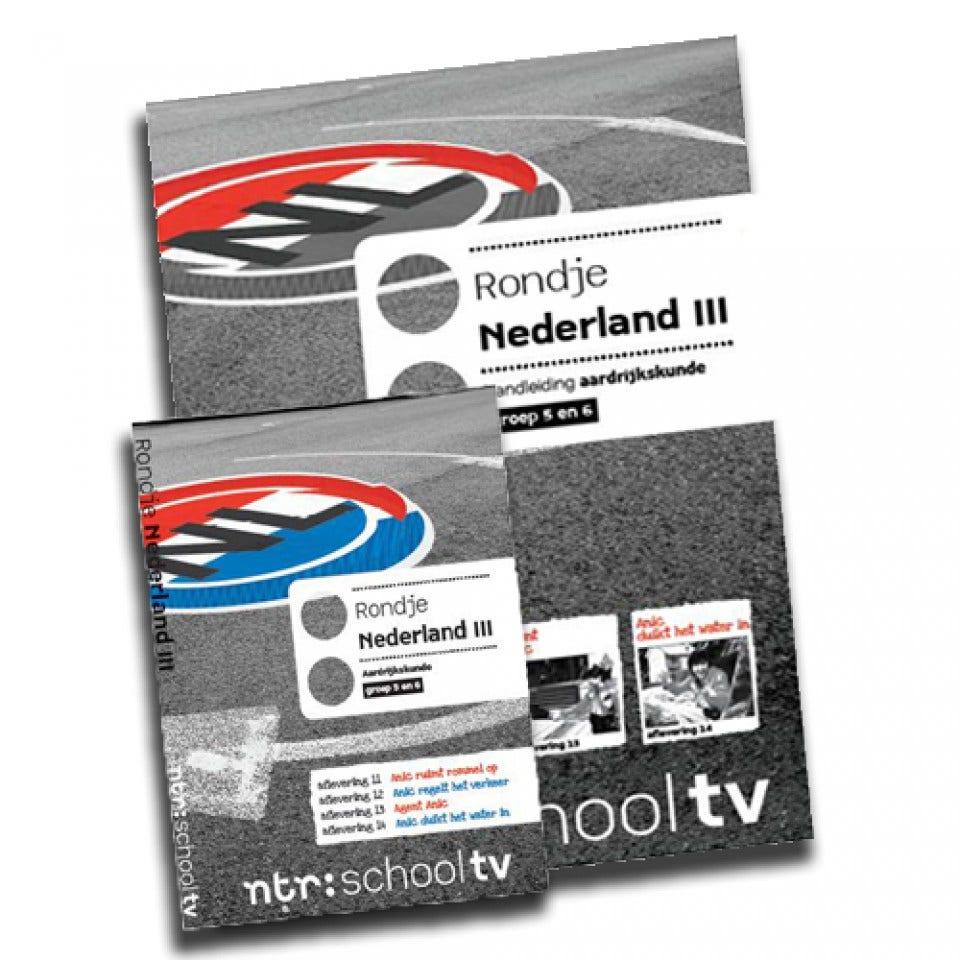 Rondje Nederland 11-14 (DVD en Handleiding)