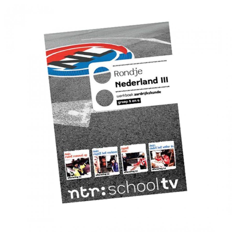 Rondje Nederland: deel 11-14 Werkboek