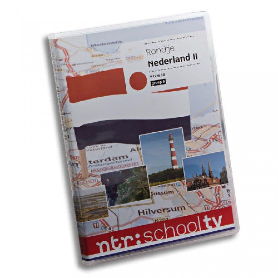 Rondje Nederland: deel 7-10 DVD