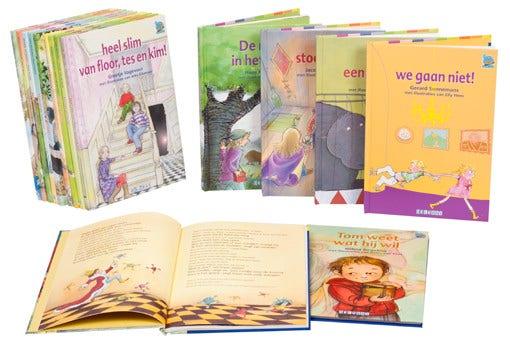 Samenleesboeken Serie 3