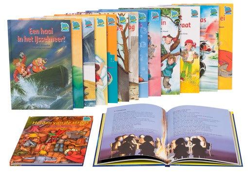 Samenleesboeken Serie 4