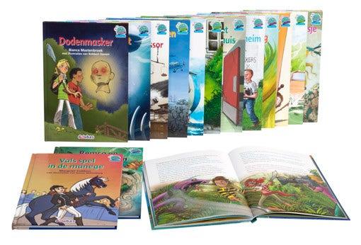Samenleesboeken Serie 5