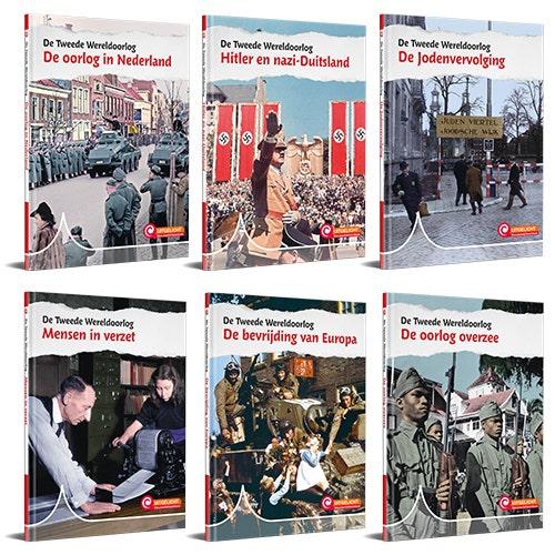 Serie Uitgelicht! De Tweede Wereldoorlog (6 delen)