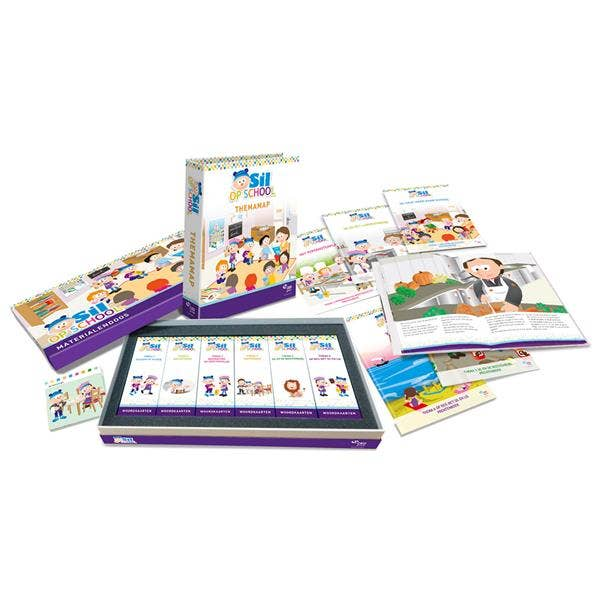 Sil op school - Startpakket