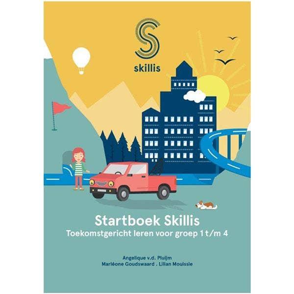 Startboek Skillis - Groep 1 t/m 4