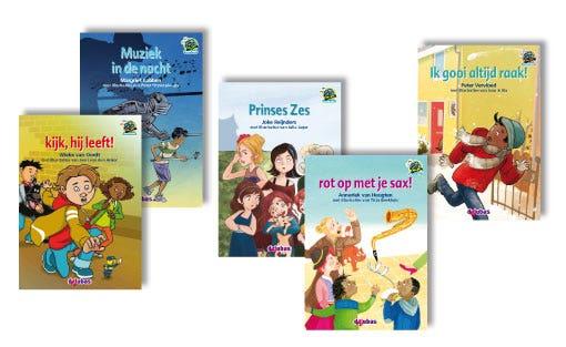 Samenleesboeken serie 8