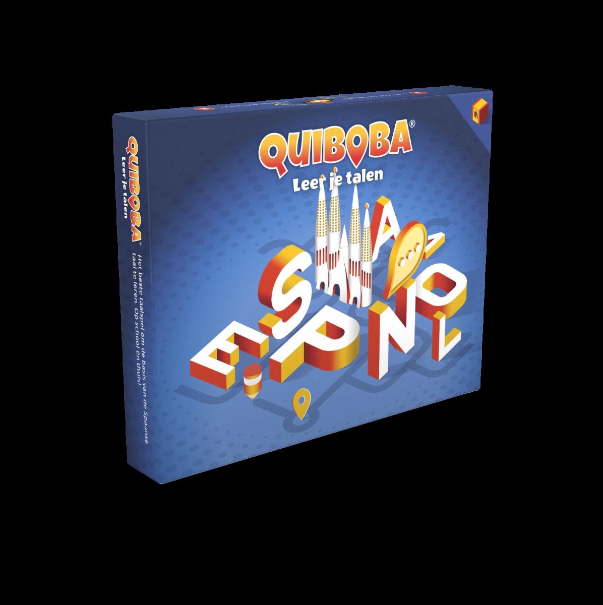 Quiboba taalspel Spaans - 1