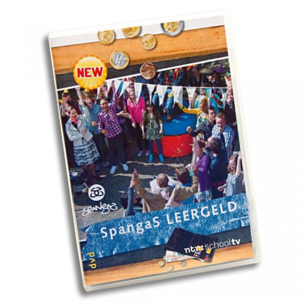 SpangaS Leergeld DVD