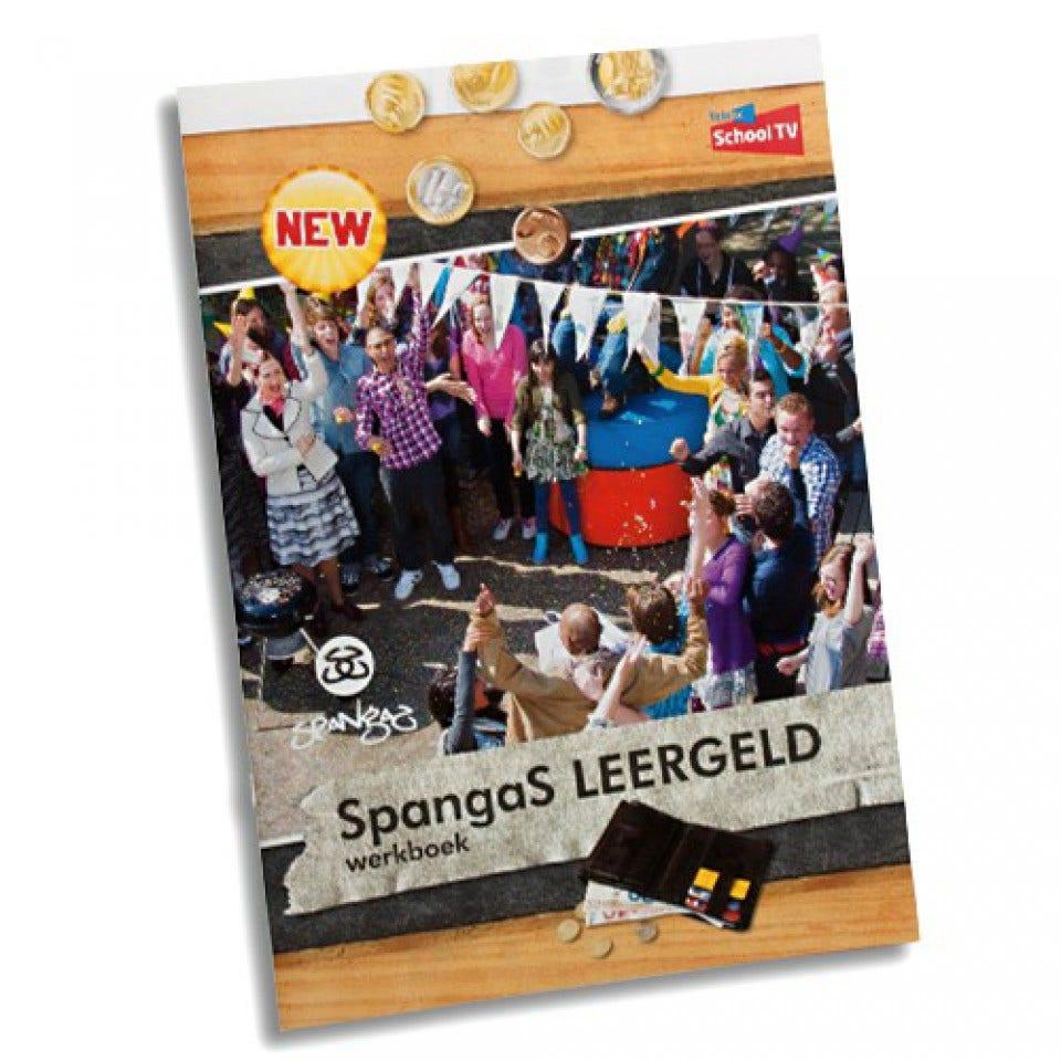 SpangaS Leergeld Werkboek