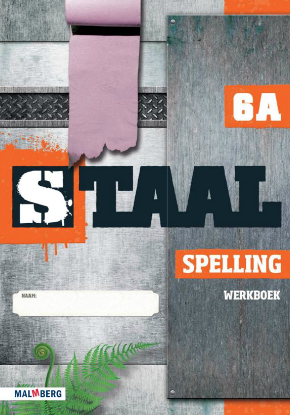 Staal - Spelling