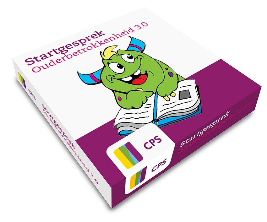 Kaartspel Startgesprek Ouderbetrokkenheid 3.0