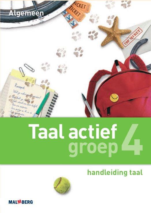 Taal actief (4e) - Spelling