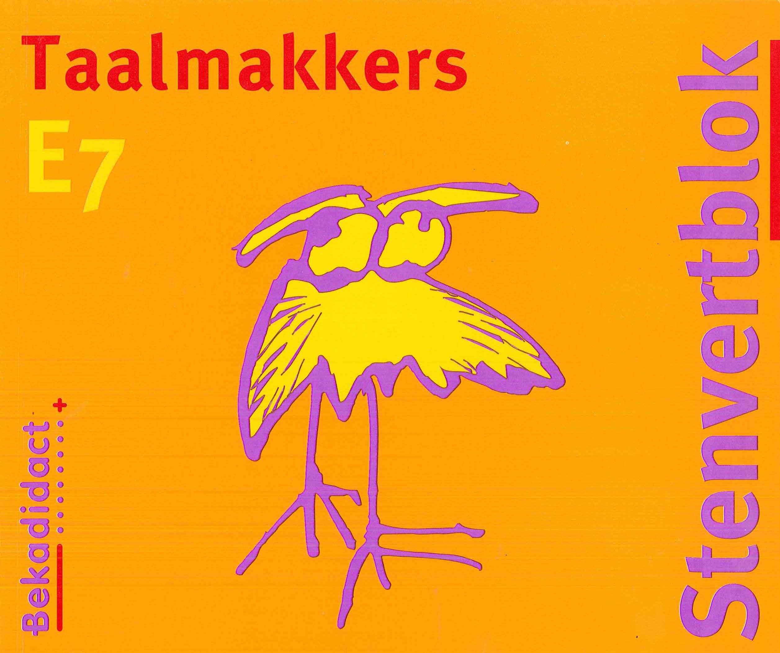 Stenvert Taalmakkers