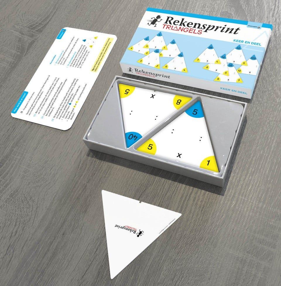 Rekensprint Triangels