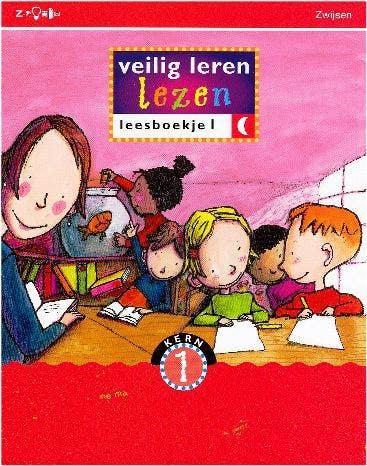 Veilig leren lezen - 2e maanversie
