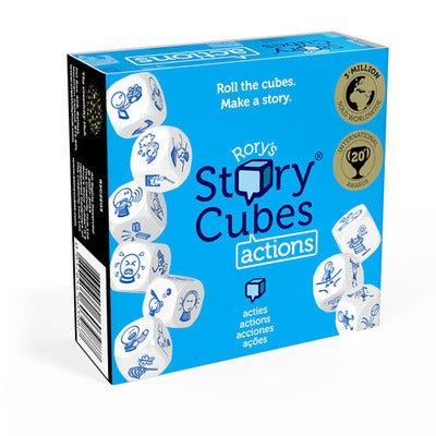 Verhaaldobbelstenen Acties - Rory's Story Cubes Actions