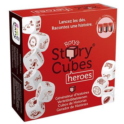 Verhaaldobbelstenen Helden - Rory's Story Cubes Heroes