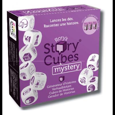 Verhaaldobbelstenen Mysterie - Rory's Story Cubes Mystery