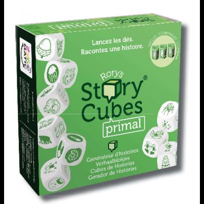 Verhaaldobbelstenen Oertijd - Rory's Story Cubes Primal