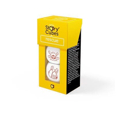 Verhaaldobbelstenen uitbreiding Redding - Rory's Story Cubes Rescue