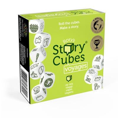 Verhaaldobbelstenen Reizen - Rory's Story Cubes Voyages
