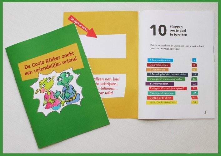 Individuele sovatraining - werkboek
