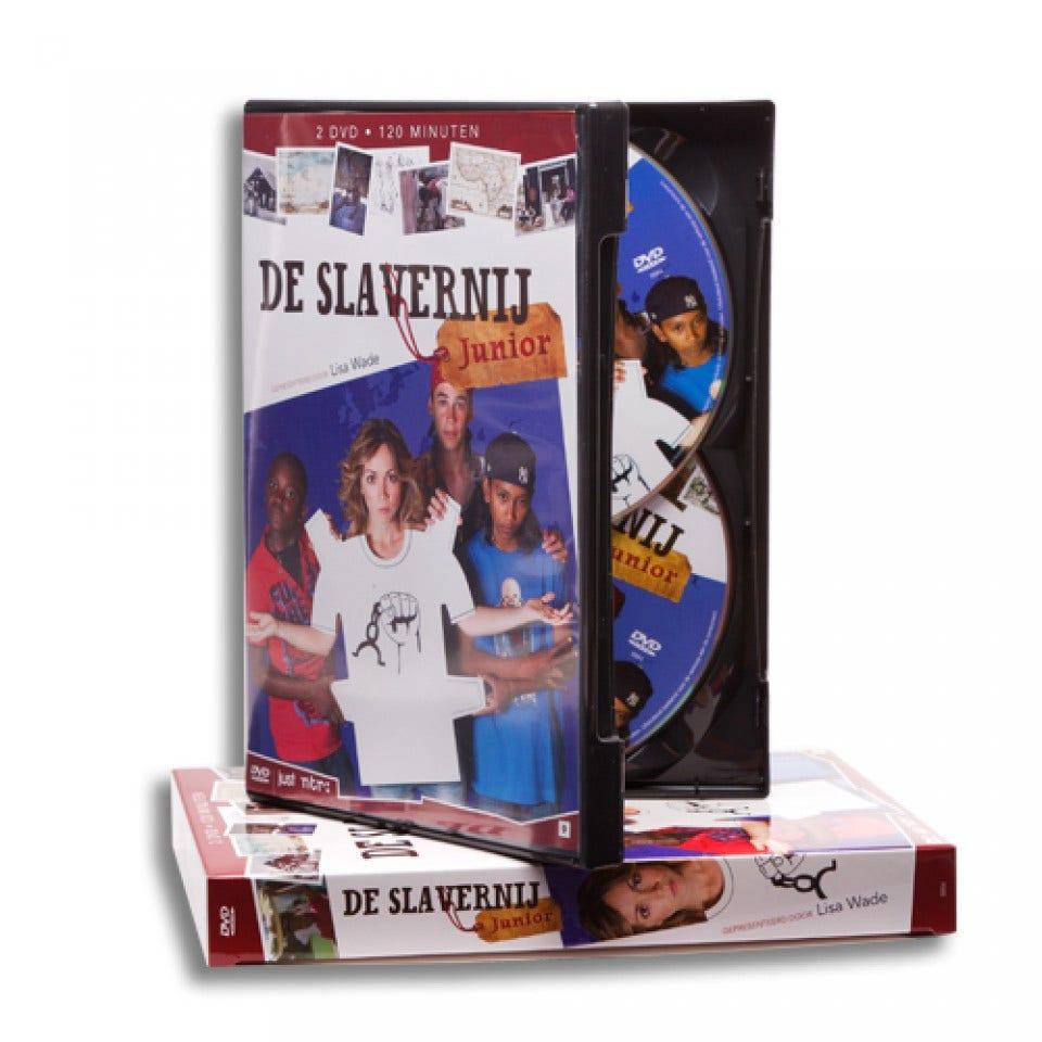De Slavernij Junior DVD