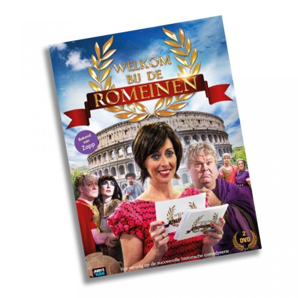 Welkom bij de Romeinen DVD