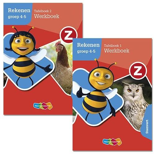 Z-Rekenen - Groep 4-5 - Zelfstandig werken