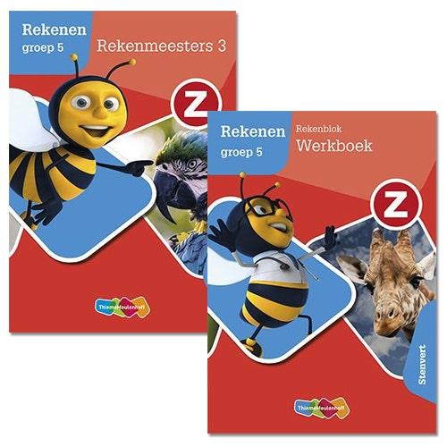 Z-Rekenen - Groep 5 - Zelfstandig werken