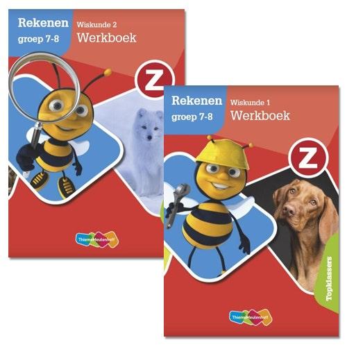 Z-Rekenen - Groep 7-8 - Zelfstandig werken