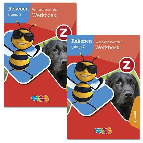 Z-Rekenen - Groep 7 - Zelfstandig werken