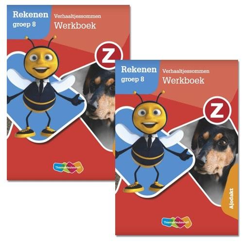 Z-Rekenen - Groep 8 - Zelfstandig werken