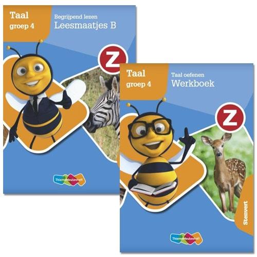 Z-Taal - Groep 4 - Zelfstandig werken