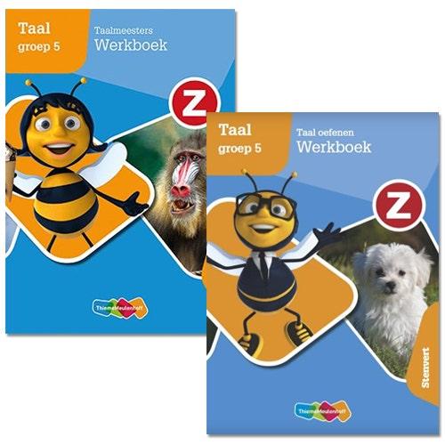 Z-Taal - Groep 5 - Zelfstandig werken