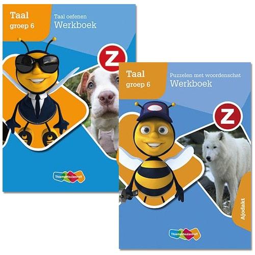 Z-Taal - Groep 6 - Zelfstandig werken